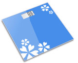 Glass Weighing Scale, Personal Scale