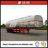 45500L SUS Tank Transportation for Chemical Fluid Delivery