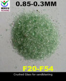 Crushed Glass Granule for Shotblasting