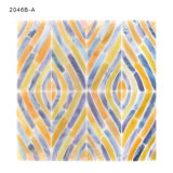 Grey Colorful Wall Decorative Stained Glass Mosaic Tile for Home