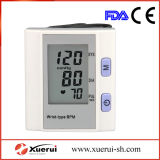 Fully Automatic Wrist Blood Pressure Monitor with Cuf
