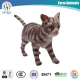 Hot Selling Simulated Plastic Toys of Animal Series with Ce Certificate