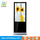 65 Inch HD Media Player Floor Stand Advertising Digital Signage (MW-651AKN)