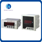 Measure Single-Phase AC Current or DC Cunent Meter with High-Precision LCD Display