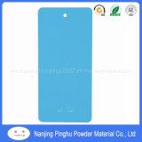 Light Blue Epoxy Polyester Resin Electrostatic Spraying Powder Coating