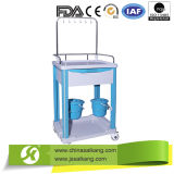 Professional Service Low Price Medical Instrument Nursing Trolley ABS