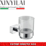 Simple Design Chrome Plate Tumbler Holder for Bathroom Wall Mount Accessory 3285