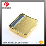 Mixed Type 70mm Tobacco Rolling Box Cigarette Metal Rolling Case Arch Back