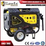 Silent Type 6.5HP 2kVA 2kw Gasoline Generator Set