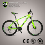 Bicycle Factory 27-Speed Aluminum Alloy Hydraulic Mountain Bike