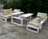Corian Solid Surface out Door Table and Chair Garden Table Sets