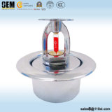 OEM Chrome Plating Fire Sprinkler for Fire Sprinkler System