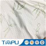Breathable Jacquard Yarn Dyed Bamboo Mattress Ticking Fabric for Mattress