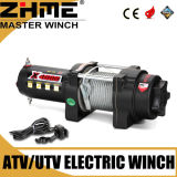 4000lbs High Performance 4WD Winch with Cold Drawn Steel Tube Drum