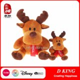 Plush Stuffed Reindeer Promotional Toys