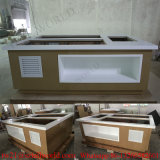 Contemporary LED Fashion Factory Buffet Bar Counter Restaurant Bar Table and Bar Cabinet