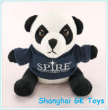 Panda Saving Pot Piggy Bank Money Box Plush Saving Bank