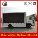 P8 P10 P16 Outdoor Full Color Advertising Truck