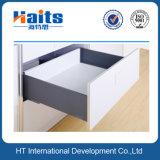 Elegant Metal Box System with Soft Close Concealed Drawer Slides, 167mm Height