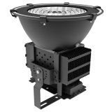 500W Flat LED High Bay Light for Indoor Pool Use