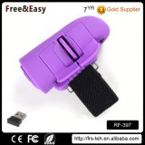 Small Portable USB Wireless Mouse Finger Ring Mouse