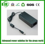 Switching Power Adapter for 21V2a Lithium Battery/Li-ion Battery to Power Adaptor with Customized Socket