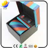 Fashion and Charming Male Cuff Links and Tie Sets for Gift Sets and Promotional Gifts