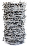 High Security Barbed Wire Fencing