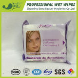 Skin cleaning Sanitary Wet Wipes for Feminine Use