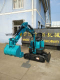 Used Hyaraulic Mini Excavator Parts Hire 800kg