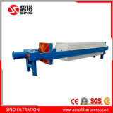 PP Gasketed Recessed Filter Press for Pharmaceutical Intermediates