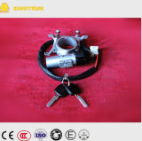 HOWO Truck Part Key of Ignition Switch (Wg9130583019)