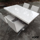 Kingkonree Stone Solid Surface Dining Table