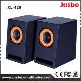XL-420 Champagne Audio HiFi Speaker Dual Backflow Passive Portable Speaker