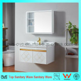 New Style Bathroom Aluminium Cabinet Washbasin 80mm