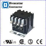 AC Contacor 4p 40A 24V with UL CSA Ce Cetificate