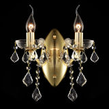 Hot Sale Crystal Double Wall Light