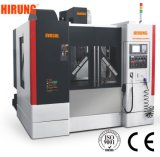 2017 Hot Sale High Speed and Precision CNC Milling Machine with Processing Parts (EV-850L)