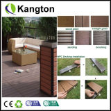 Wood Plastic Composite Deckings (WPC decking)