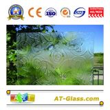 3-8mm Patterned Glassused for Window Glass/Door Glass/Building Glass