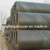 Low Pressure Liquid Delivery Saw Steel Pipe