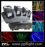 4heads LED Moving Head Beam Effect Light
