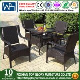 Outdoor Wicker Rattan Dining Set (TG-948)