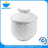 Wholesale Porcelain Soup Bowl with Lid