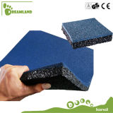 Skid Pad Corrosion Inside and Outside Two Sites Rubber Mat