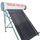 High Pressure Antifreeing Solar Water Heater