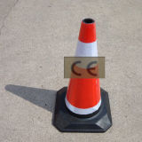 Rubber Traffic Safety Cones (LZ-111)