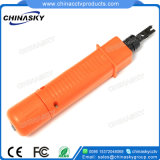 Wire Cutter Impact Punch Down Tool for Terminal Block (T5023)