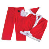 Cheap Promotion Non Woven Christmas Suit