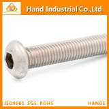 Stainless Steelscrew Hex Socket Button Head Machine Screw